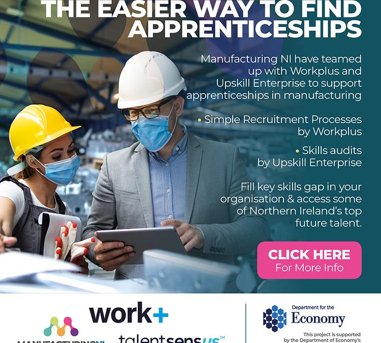 ENCOURAGING MORE APPRENTICESHIPS IN MANUFACTURING SECTOR