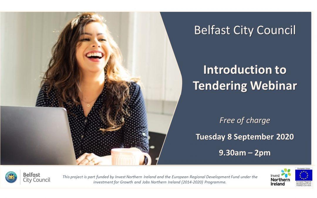Belfast City Council Procurement Programme – FREE Webinar