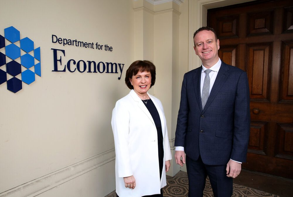 MINISTER ANNOUNCES APPLICATIONS TO OPEN FOR PART B OF COVID RESTRICTIONS BUSINESS SUPPORT SCHEME