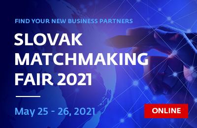 Slovak Matchmaking Fair 2021 ONLINE
