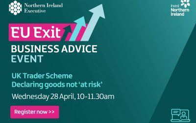 EU Exit | Declare your goods not 'at risk' with the UK Trader Scheme