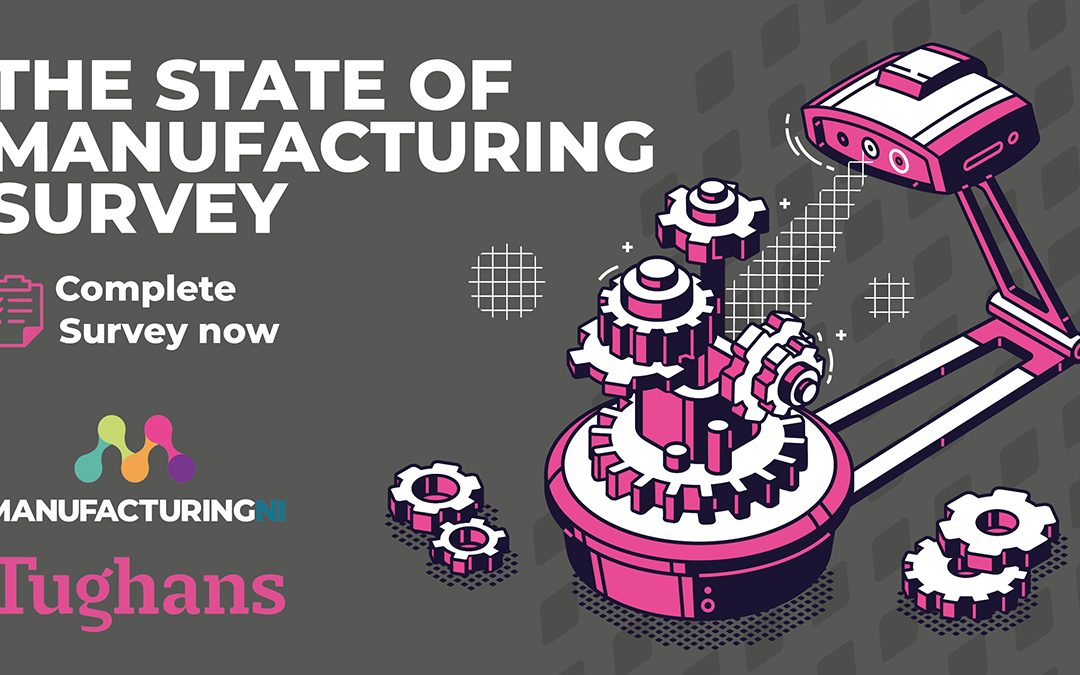 The State of Manufacturing 2021- Complete Survey Now