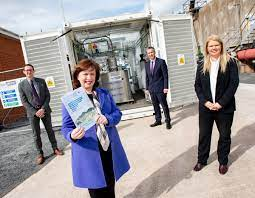 CONSULTATION ON A NEW NORTHERN IRELAND ENERGY STRATEGY
