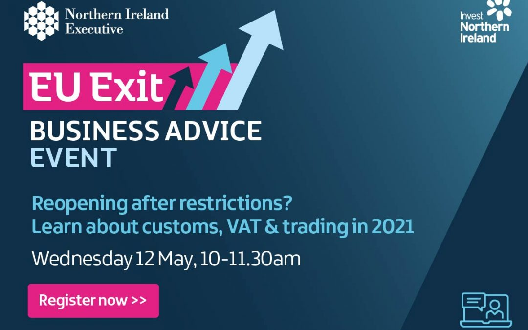 Invest NI Business Advice Event
