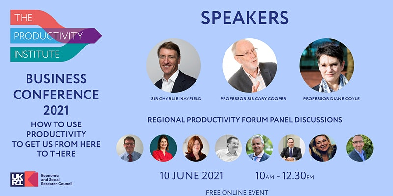 The Productivity Institute Business Conference 2021