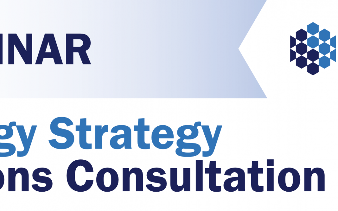 Energy Strategy Option Consultation Events