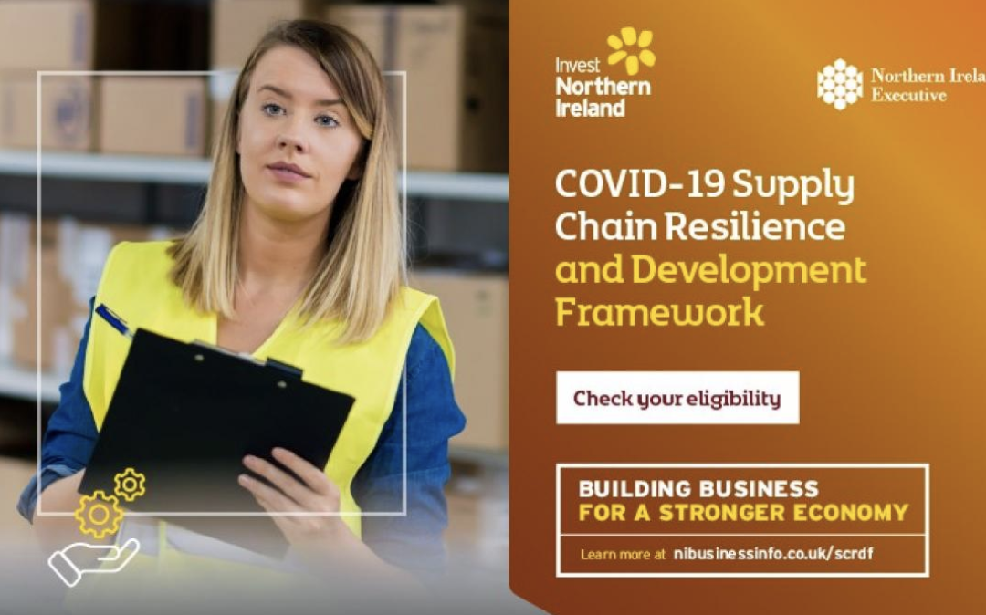 Covid Supply Chain Resilience Development Framework- Second Call