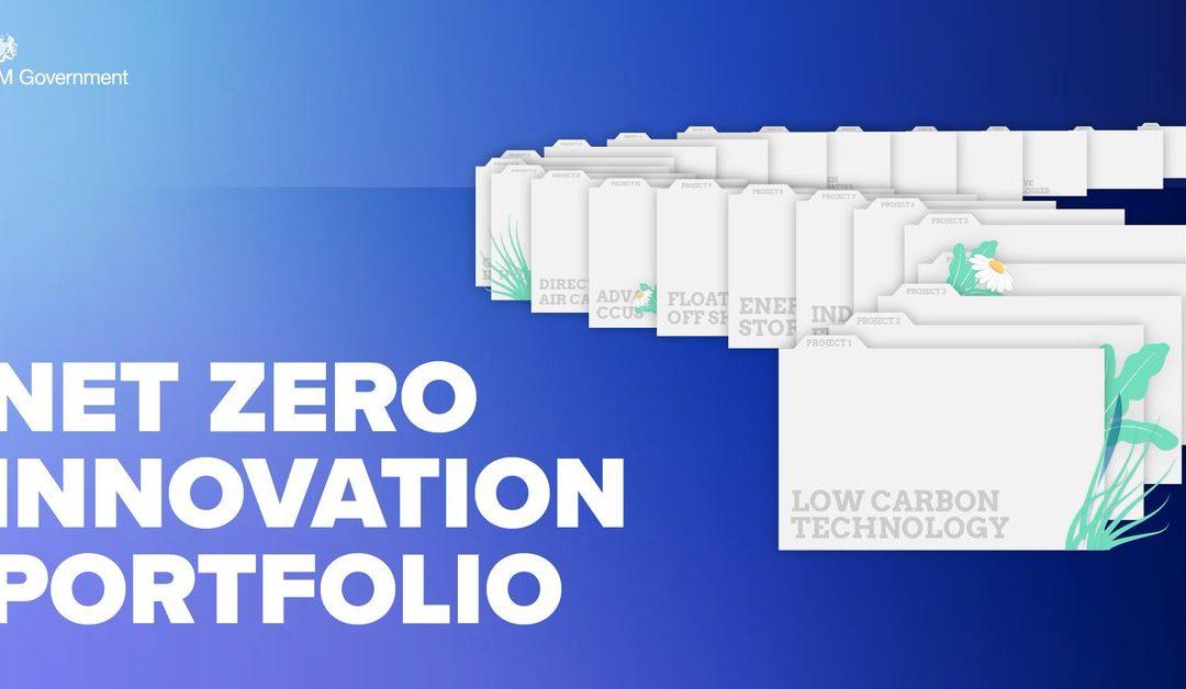 Net Zero Innovation Portfolio
