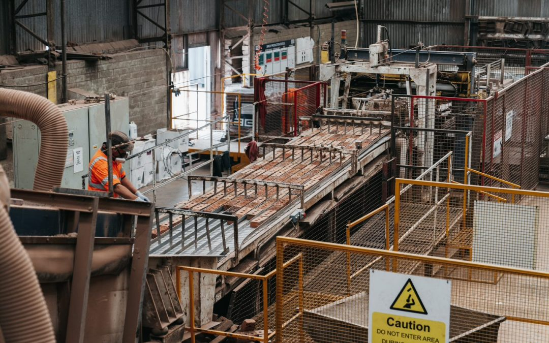 End of an era as production of AG Heritage Facing Brick comes to an end at Dungannon